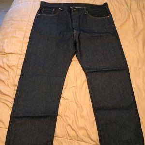 Levi's 501 jeans 40x32